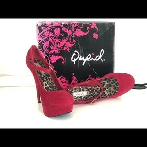 Qupid Mary Jane Pumps